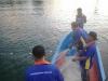 Pengoperasian gillnet di teluk Ambon