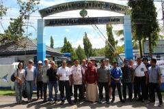 Tim Seanet dan Wisbarkasi Teluk Ambon