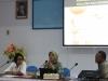 Kapusluh KP membawa Materi di BPPP Ambon