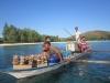Penurunan Bioreeftek di Pantai Jikumerasa