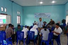 Diskusi kelompok bersama Agussalim