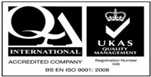 BS EN ISO 9001 - 2008