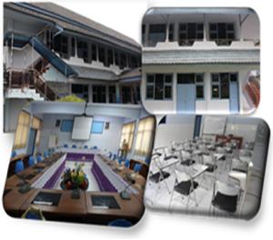 Ruang Serbaguna (Kapasitas 50 Orang) dan Ruang Kelas