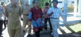Kepala BPPP Ambon bersama Menteri Yohana dan Gubernur Maluku
