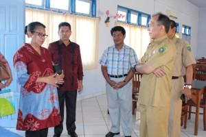 Menteri Yohana di BPPP Ambon