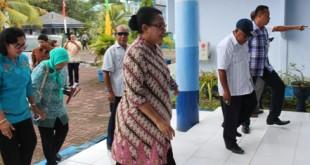 Menteri Yohana Kunjungi BPPP Ambon lagi