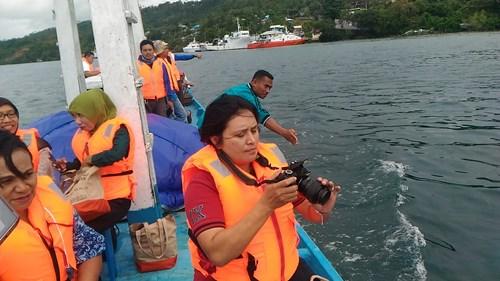Wisata Bahari berbagai stake holder Kota Ambon